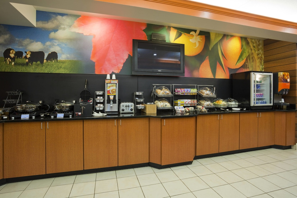 Breakfast Area, Fairfield Inn by Marriott Evansville West
