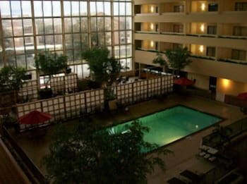 Indoor Pool, Atrium Hotel and Suites