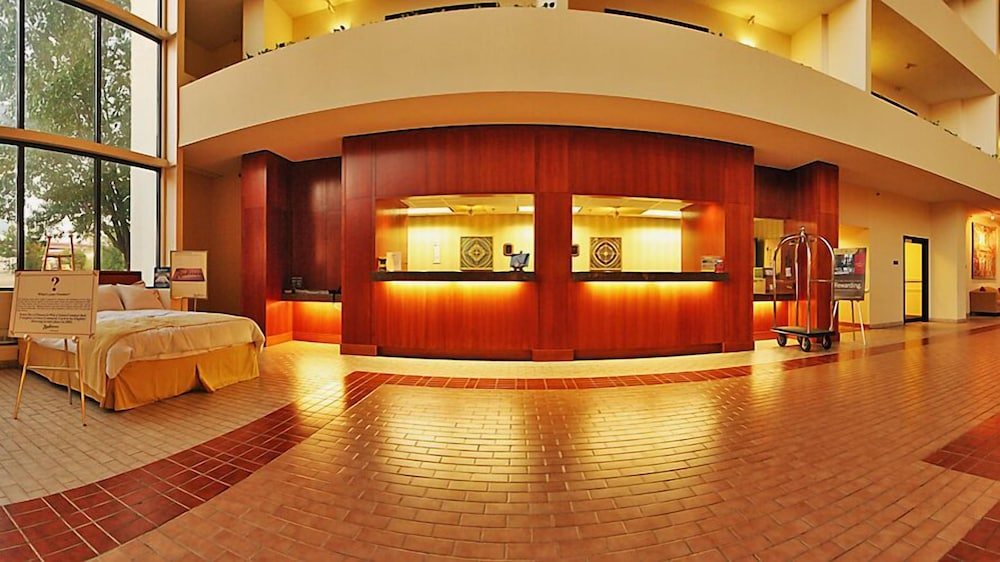 Reception, Atrium Hotel and Suites