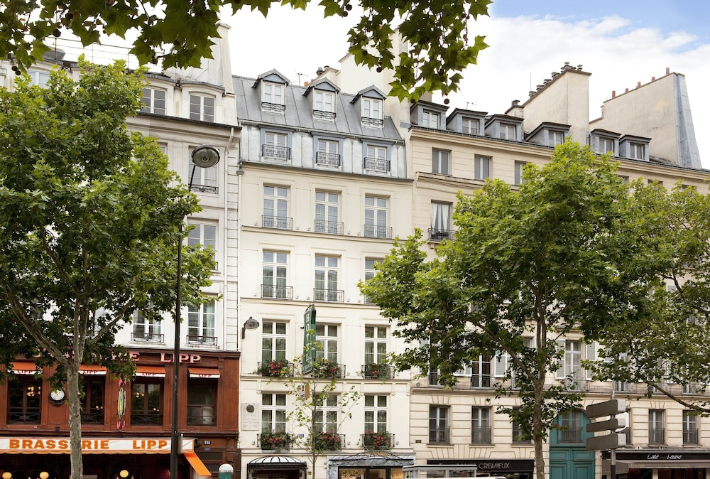 H tel au manoir st germain des pr s paris france expedia for Hotel saint germain