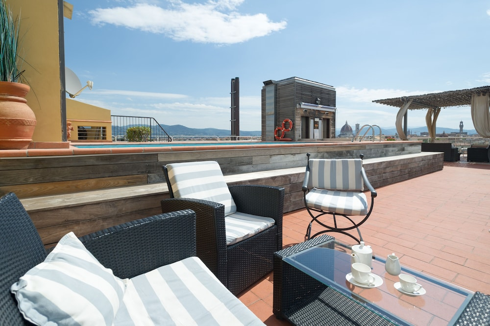 Terrace/Patio, Hotel Kraft