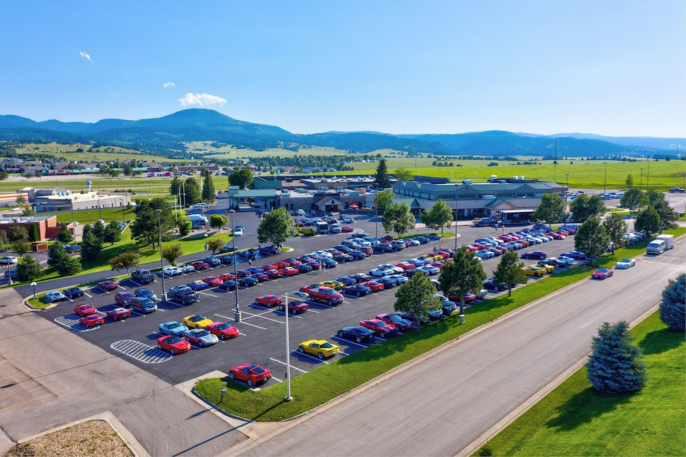 Aerial View, Holiday Inn Spearfish - Convention Center, an IHG Hotel