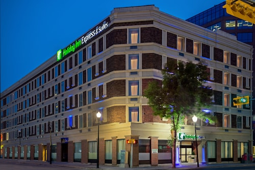 Check Expedia for Availability of Holiday Inn Express Hotel & Suites Regina