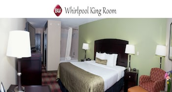 Standard Room, 1 King Bed, Non Smoking, Refrigerator & Microwave - In-Room Amenity
