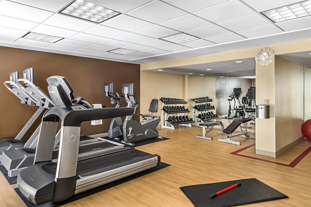 Fitness Facility, Sheraton Toronto Airport Hotel & Conference Centre