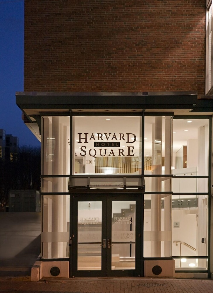 Property Entrance, Harvard Square Hotel