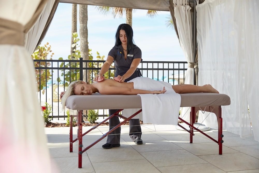 Massage, Hilton Clearwater Beach Resort & Spa
