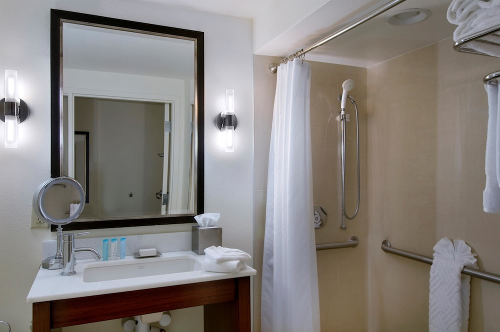 Bathroom, Hilton Clearwater Beach Resort & Spa