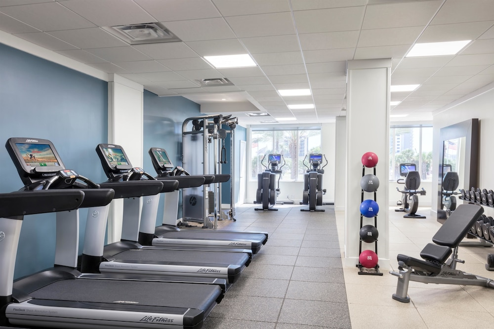 Fitness Facility, Hilton Clearwater Beach Resort & Spa