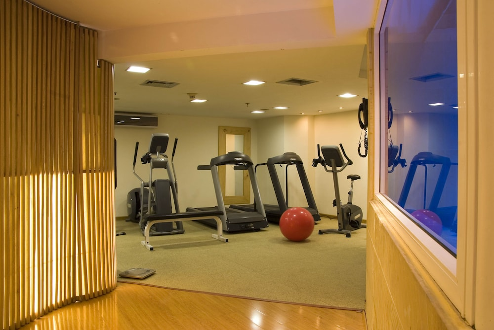 Fitness Facility, Embassy Suites by Hilton Bogota - Rosales