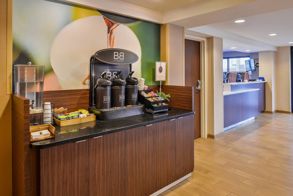 Cafe, Fairfield Inn Marriott Rochester Airport