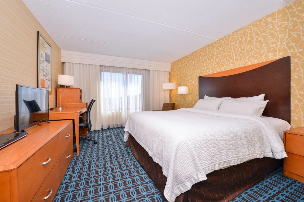 Room, Fairfield Inn Marriott Rochester Airport
