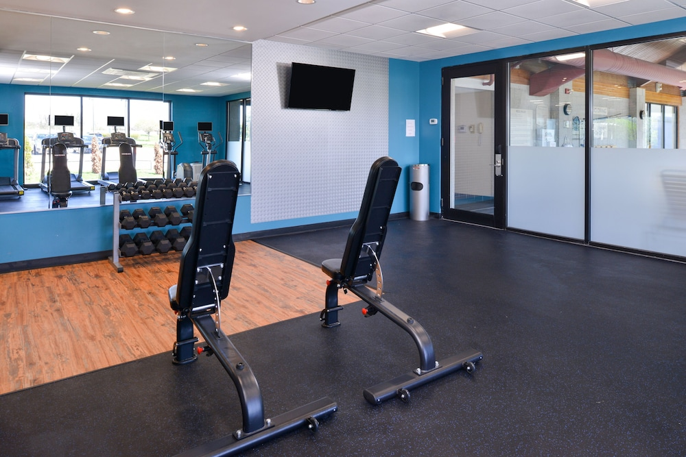 Fitness Facility, Fairfield Inn Marriott Rochester Airport