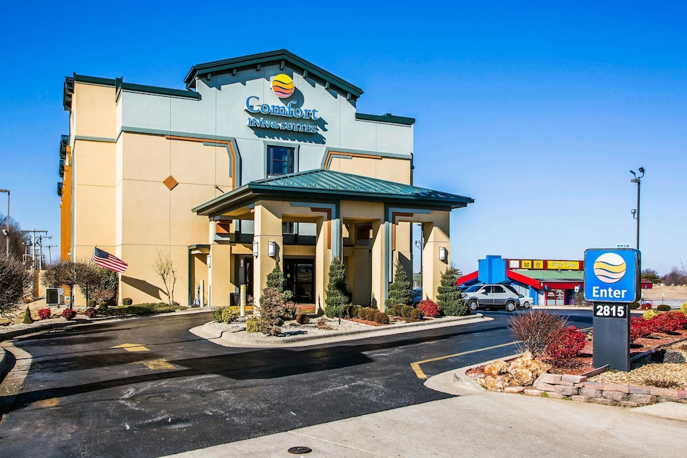 Comfort Inn Suites Springfield I 44 2019 Room Prices 76 Deals