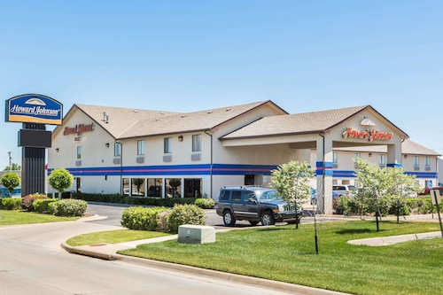 Howard Johnson by Wyndham Wichita Airport