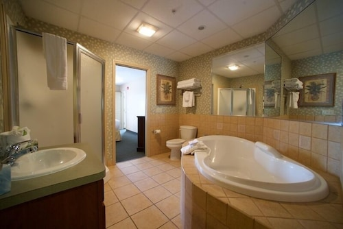 Bathroom, Split Rock Resort