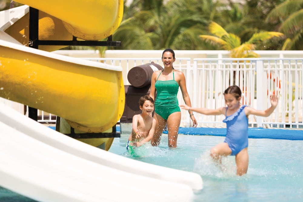 Children's Play Area - Outdoor, Panama Jack Resorts Cancun All Inclusive