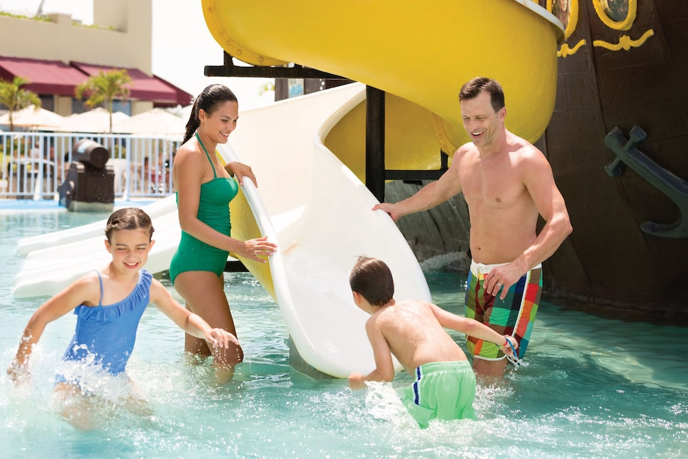 Children's Pool, Panama Jack Resorts Cancun All Inclusive