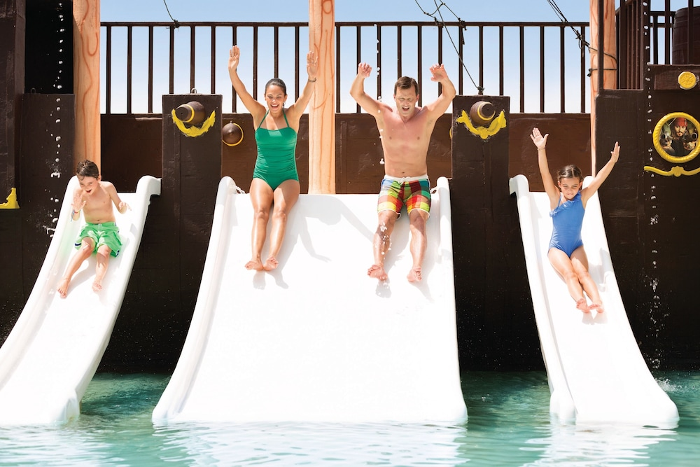 Water Park, Panama Jack Resorts Cancun All Inclusive