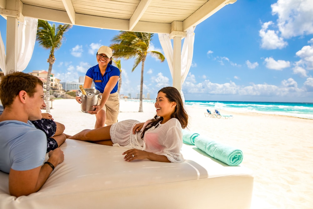 All inclusive exotic escort resorts