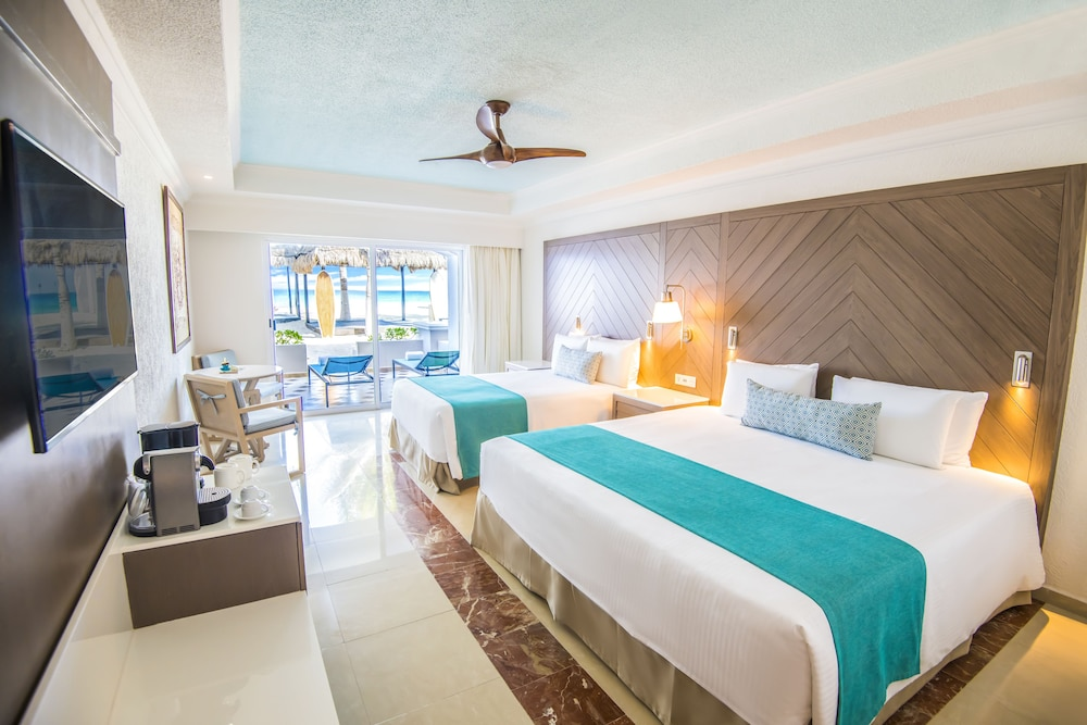 Room, Panama Jack Resorts Cancun All Inclusive