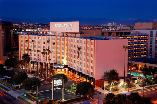 Four Points by Sheraton Los Angeles International Airport