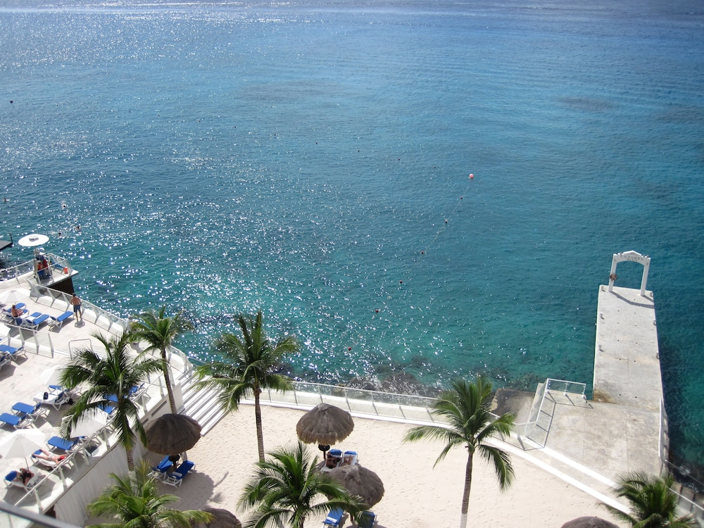View from Property, Cozumel Palace All Inclusive