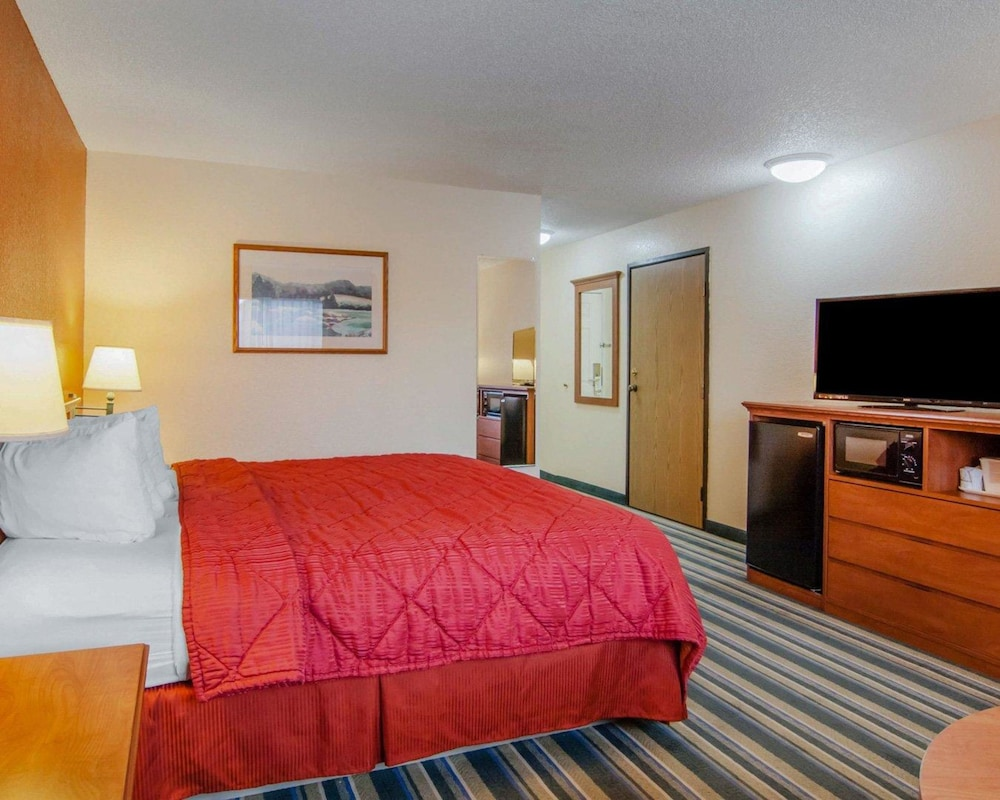 Room, Quality Inn and Suites Airport