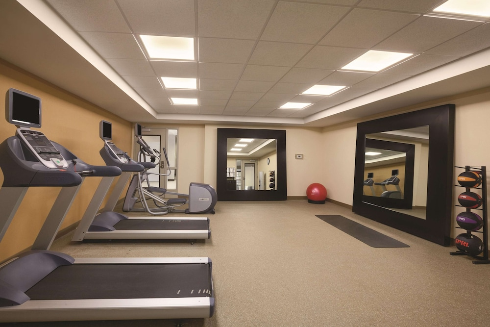Fitness Facility, Homewood Suites by Hilton Tucson/St. Philip's Plaza Univ