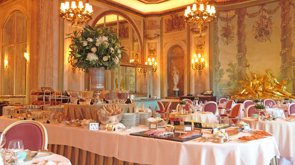Breakfast Area, The Ritz London