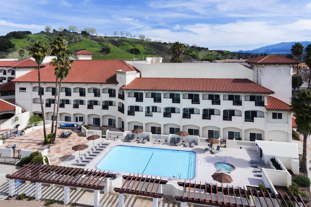 Aerial View, Santa Ynez Valley Marriott