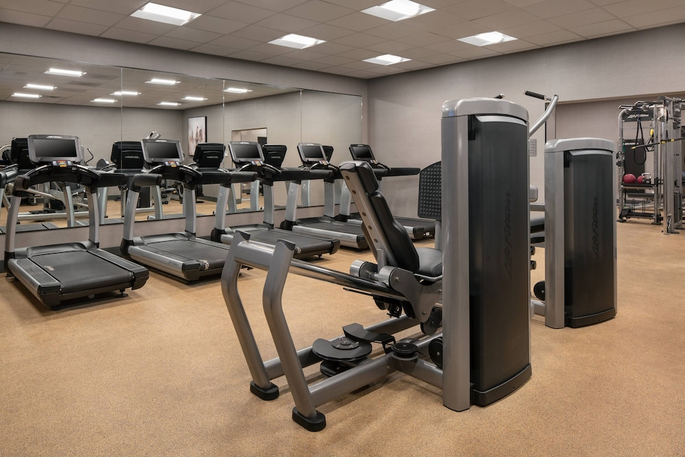 Fitness Facility, Santa Ynez Valley Marriott