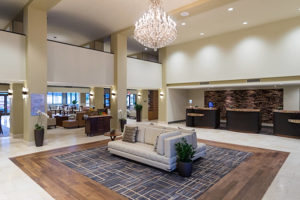 Lobby, Santa Ynez Valley Marriott