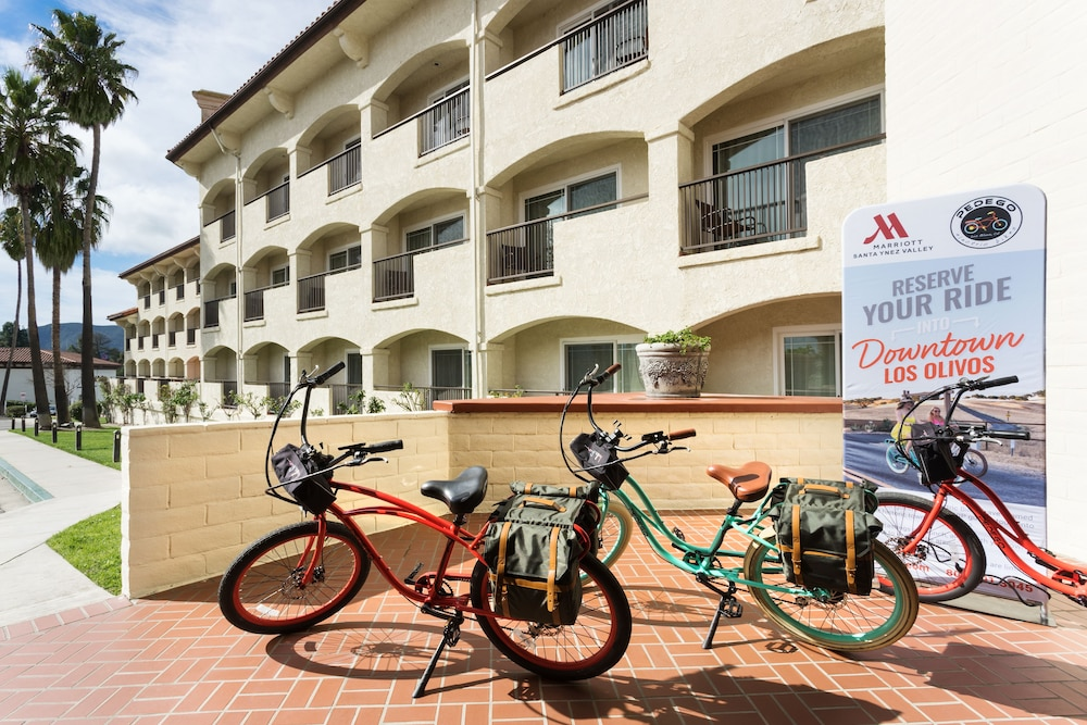 Bicycling, Santa Ynez Valley Marriott