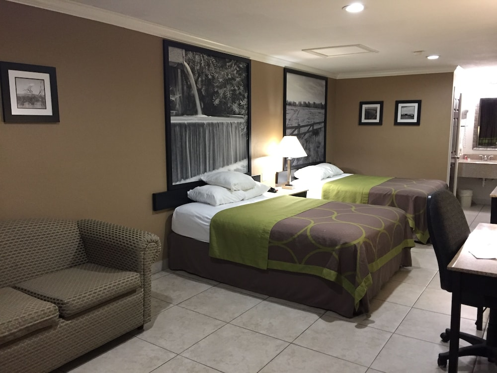 Room, Super 8 by Wyndham McAllen/Downtown/La Plaza Mall