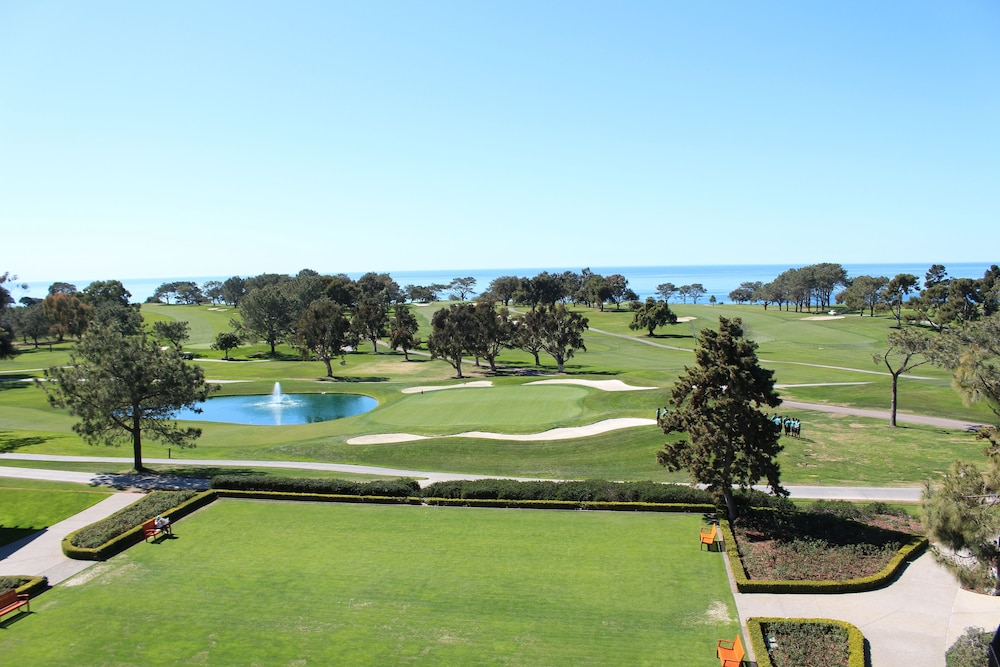 Golf view, The Lodge at Torrey Pines