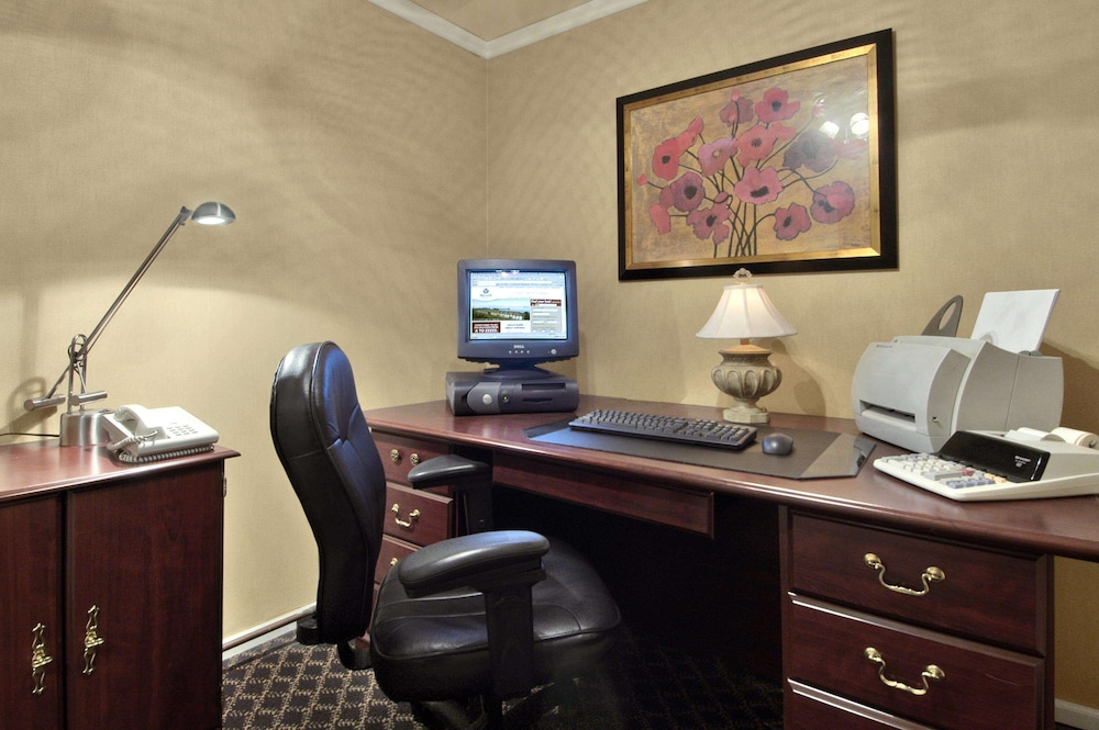 Business Center, Red Lion Hotel Seattle Airport Sea-Tac