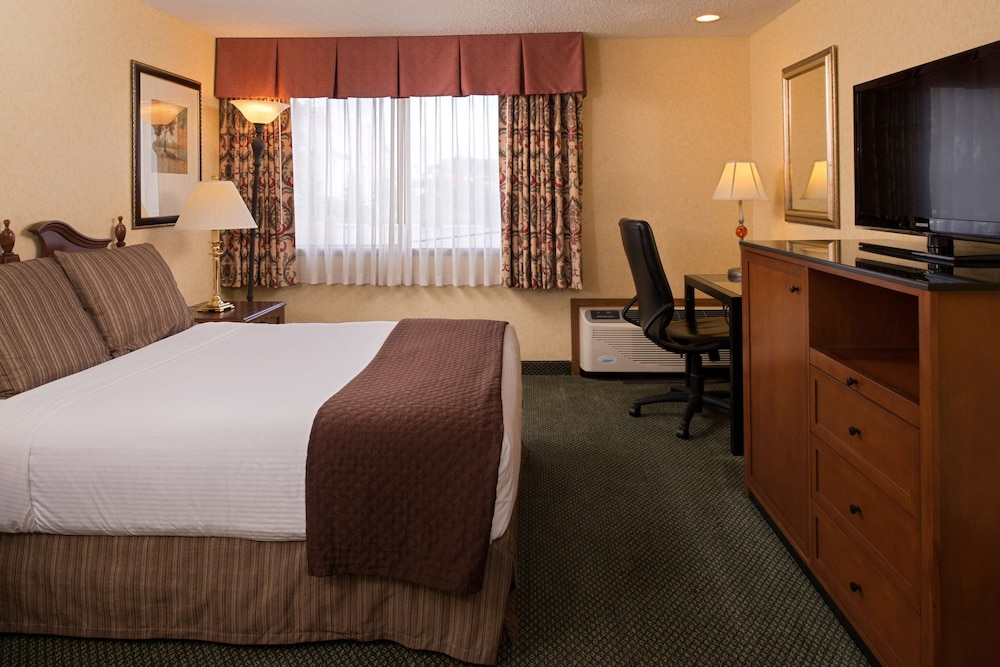 Room, Red Lion Hotel Seattle Airport Sea-Tac