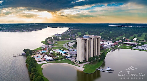 Check Expedia for Availability of La Torretta Lake Resort & Spa