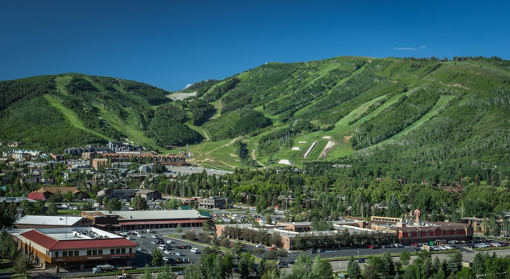 Exterior, DoubleTree by Hilton Hotel Park City - The Yarrow