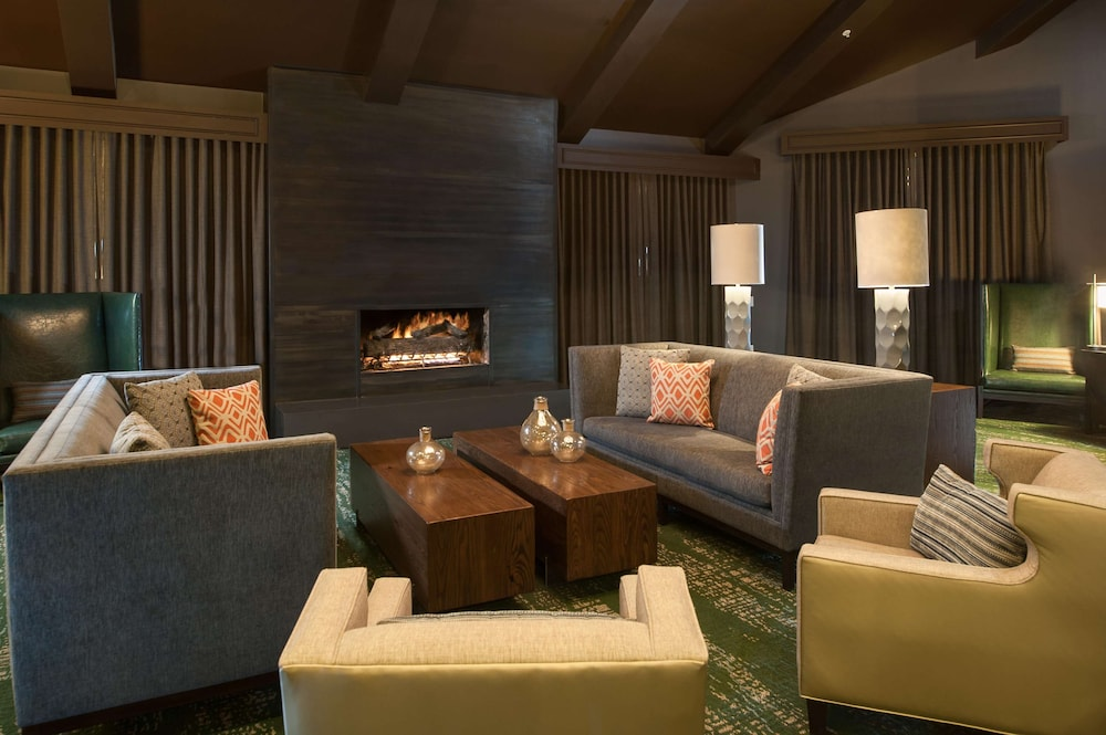 Reception, DoubleTree by Hilton Hotel Park City - The Yarrow