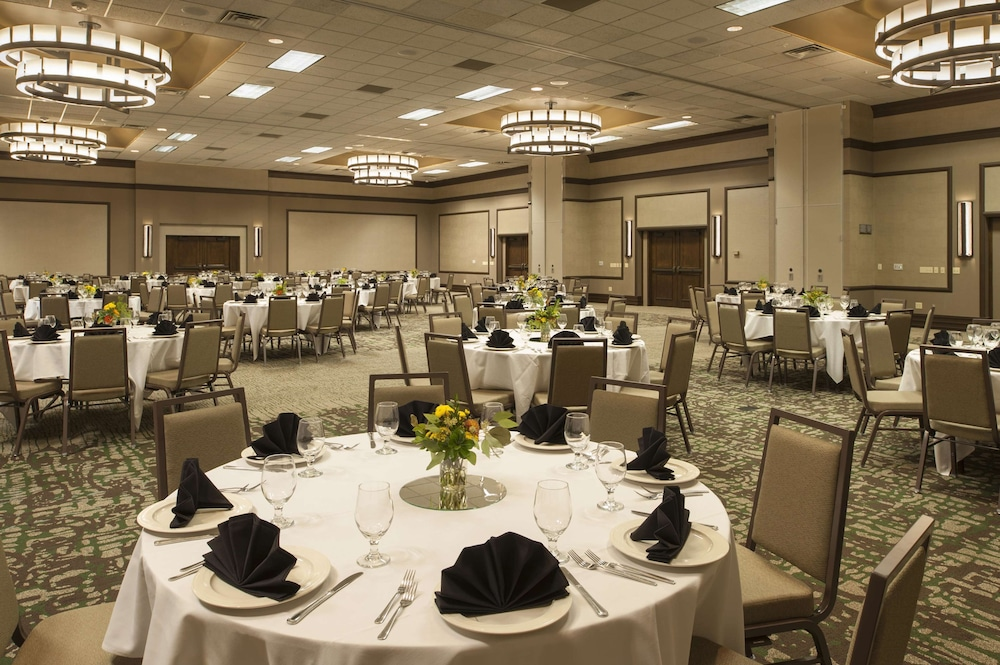 Ballroom, DoubleTree by Hilton Hotel Park City - The Yarrow