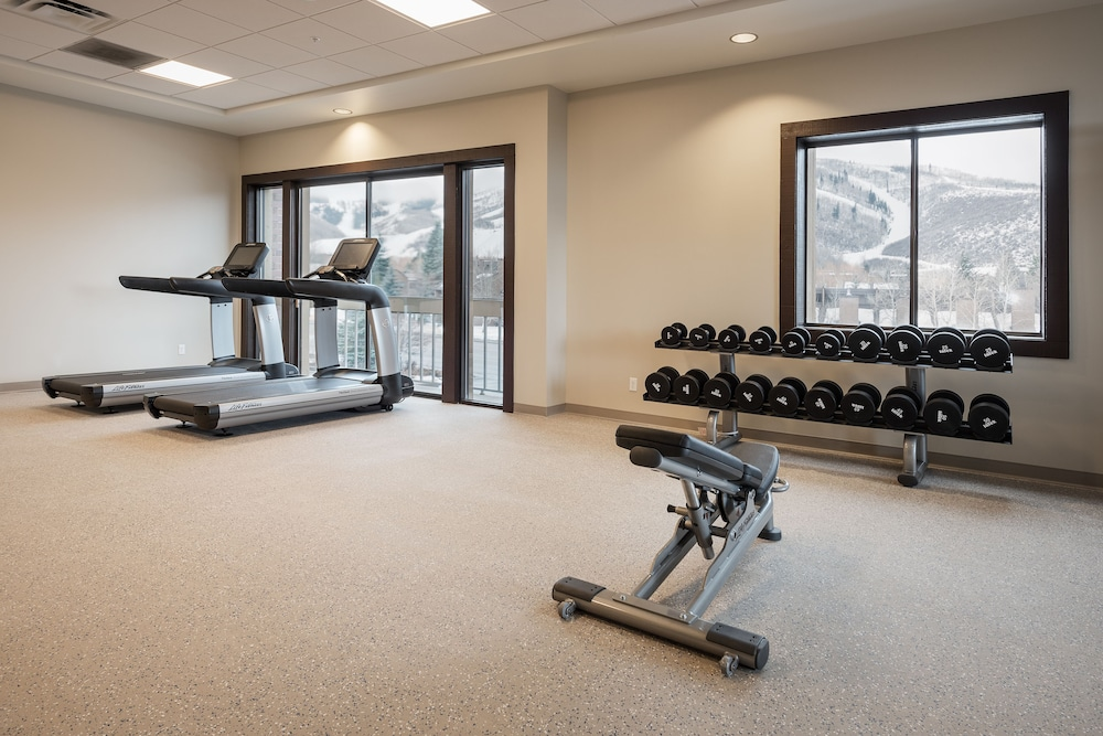 Fitness Facility, DoubleTree by Hilton Hotel Park City - The Yarrow