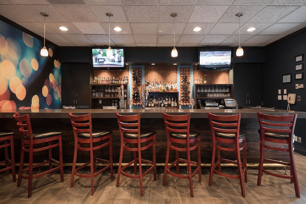 Bar, DoubleTree by Hilton Hotel Park City - The Yarrow