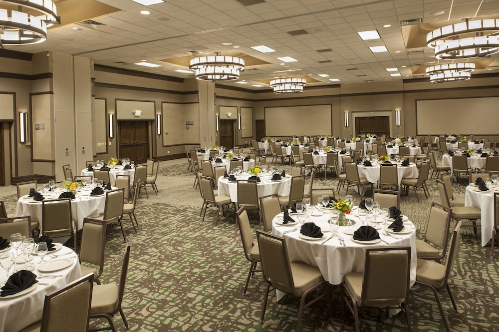 Banquet Hall, DoubleTree by Hilton Hotel Park City - The Yarrow