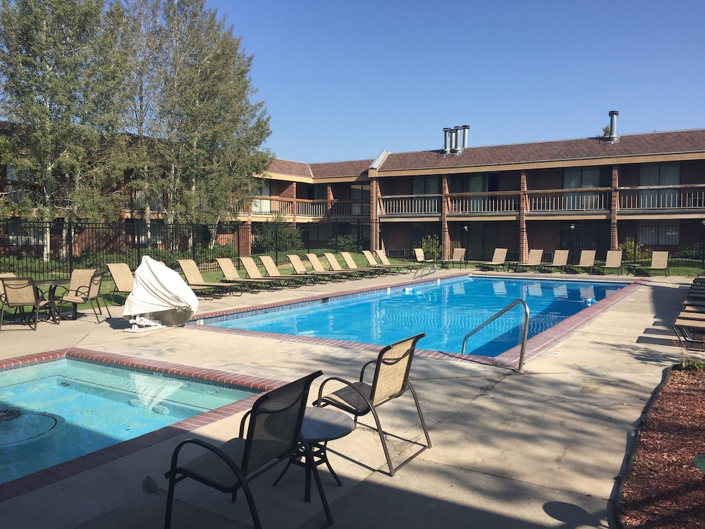 Pool, DoubleTree by Hilton Hotel Park City - The Yarrow