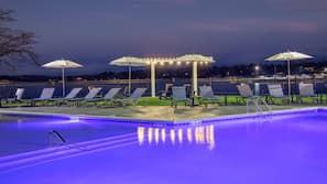 季節性室外泳池
