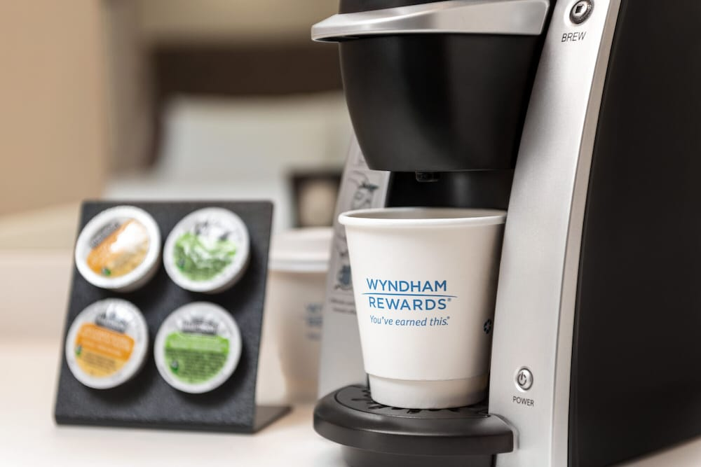 Coffee and/or Coffee Maker, Royal Hotel Regina, Trademark Collection by Wyndham