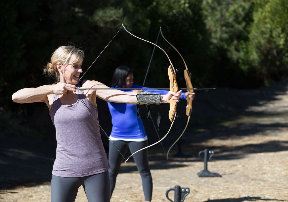 Archery, Tenaya Lodge at Yosemite