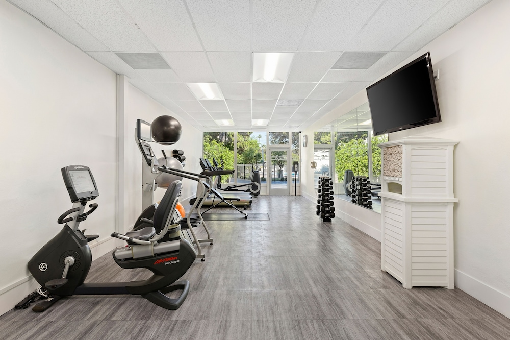 Fitness Facility, The Anaheim Hotel